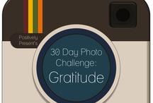 Gratitude / 30 Day Challenge