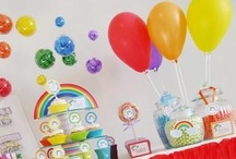 Kid Parties / Ideas for any type of kids party!