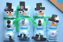 winter preschool crafts