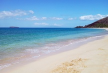 Maui Beaches / Maui has 81 beautiful beaches and the southern shores of the island boast some of the best!   / by Destination Resorts Hawaii