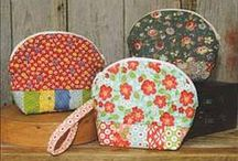 Spring Patterns / Great patterns to brighten up your home, just in time for spring. Find quilt patterns, bag patterns and more!  / by Connecting Threads