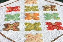Modern Quilt Love / Find intriguing new and modern projects from some of our favorite bloggers