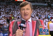 Mr. Craig Sager / The Unique Outfits of Craig Sager #CraigSager #CraigSagerandHisCustomSuits #RexFabrics #CustomSuits#CraigSagerSuits #BespokeSuits #BestDressedManinSports  #Style #MenStyle #Fashion #FashionSuits