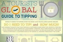 Pack this, Not that: Tips and Tricks to Know before You Go / Ever wonder what the exchange rate is in China? Or how to order dinner in Morocco? Or thought about how you'll fit everything into one suitcase?! This board is full of tips and tricks as well as information you may not have known you needed for your time abroad.