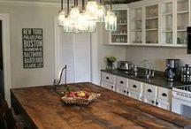 Kitchen  / by Sunnie Carter