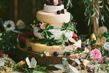Wedding in a Pinterest board
