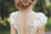 Wedding day / I am so excited!  / by Julia Shields