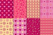 Valentine Backgrounds - Custom Printed Backdrops