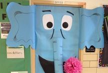 Classroom Door Ideas / Pinning fun ideas for your classroom doors!