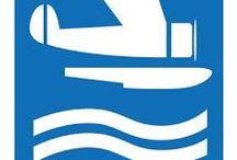 WASSERFLUG / Bilder vom Wasserflugzeug bei unseren Rundflügen über der Flensburger Förde, bei der Wasserflugausbildung oder von einer unseren Touren mit dem Wasserflugzeug.