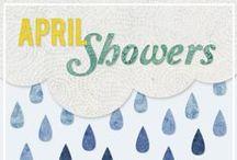 April Showers / by Island Batik