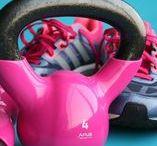 Fitness und Workout zu Hause / Geräte und Equipment für das Training in den eigenen vier Wänden, Home Workout
