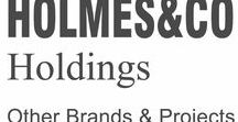 HOLMES&CO Holdings | Other Brands & Projects / All our Brands, Companies and Projects on Pinterest | ©2017