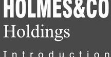 HOLMES&CO Holdings | Introduction / Introducing our Company, Brand, Projects & Web Site | ©2017