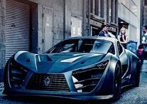 Supercars and Hypercars / Cars , Exotic Cars , Super Cars