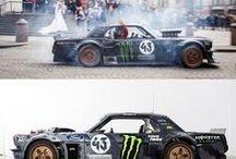Racing and Drifting