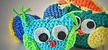 Crochet Keychaines / Hackovane Prívesky / Crochet Keychaines Hackovane Prívesky