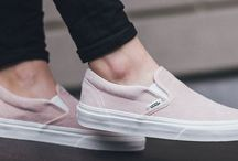 Vans Slip-On / It's a classic. That says it all.