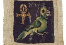 Égypte copte / Coptic Egypt / L'art copte dans les collections du musée des Tissus / Coptic Egypt in the Collections of the Textile Museum of Lyon.