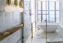 Pendentes e Lustres em Banheiros
