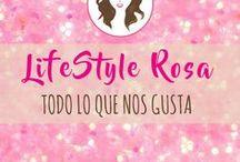 LifeStyle Rosa / Todo sobre organización, accesorios,  día a día de chicas rosa!