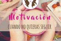 Motivación / Motivación frases para elevar el espíritu