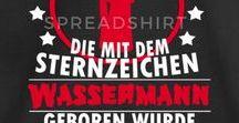 STERNZEICHEN - T-Shirt Design