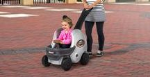 Ride-Ins & Push Cars / Let your child see the world from these fun and imaginative ride-ins and push cars.