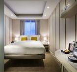 Hougoumont Hotel's Rooms Interior Design