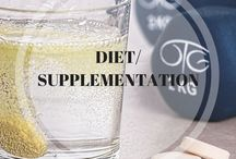 Diet/Supplmentation / Information About How to Approach Your Diet and Supplements That Are Worth Taking!