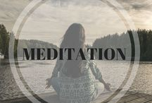 Meditation / Spreading Awareness About the Importance of Practicing  Meditation