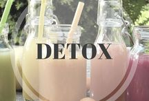 Detox / Healthy and Safe Ways to Detox!
