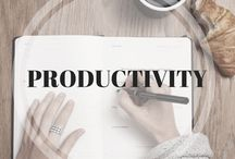 Productivity / This Board Has All The Tips You Need To Increase Your Productivity!
