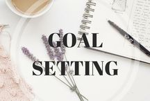 Goal Setting / Helpful Information That Will Guide You In Your Goal Setting Journey!