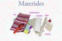 Organizador de Toallas Femeninas / Construye tu propio organizador de toallas femeninas a tu gusto y combinación