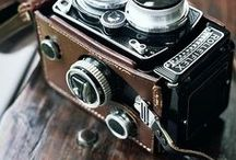 Vintage Cameras & Photography / by Jeff Andrews