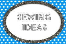 Sewing Ideas / Ideas for future sewing projects. / by Heather Sorrells