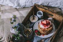 FOOD / Viele verschiedene Rezepte und Ideen, querbeet gesammelt