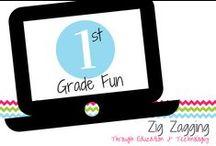 1st grade fun