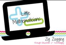 Little Mathematicians / Ideas, activities and app-tivities for elementary mathematicians