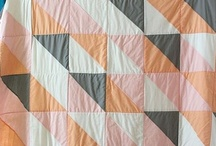 DIY Quilting / Quilting ideas and inspiration