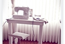 Sewing Rooms / Creative spaces for sewing