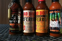 Mad Dog Hot Sauces / Showcasing some products from our 357 Mad Dog Hot Sauce line. These condiments range from sweet, sour, hot and tangy. Visit our website at www.ashleyfoodcompany.com for more details!