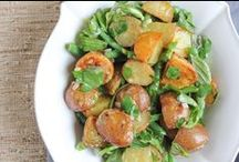 Taters / Potatoes: we love them in all shapes, forms, and flavors! Get inspired with these potato recipes. / by Sunday Supper