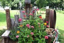 Gardening / by Cheryl Johnson
