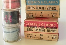Coats & Clark Nostalgia / Coats & Clark has a 200 year history.