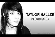 Singer Taylor Haller