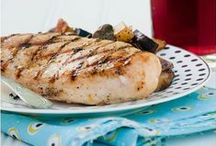 Chicken Recipes / Fast and easy dinner recipes for chicken! Baked chicken, sautéed chicken, oven chicken, grilled chicken, kid-friendly recipes for busy families. / by Sunday Supper