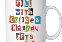 Coffee!! & Unique Coffee Mugs / Novelty Coffee Mugs for your home, office, or desk. Silly and funny Coffee Mugs add humor and laughs to your day. We also have hilarious Gag Coffee Mugs for some outrageous adult fun and humor. Take a break to enjoy that very special cup of coffee or tea with a Novelty Coffee Mug. Office toys make work more fun! / by Office Playground, Inc.