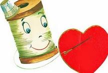 Valentine Sew in Love